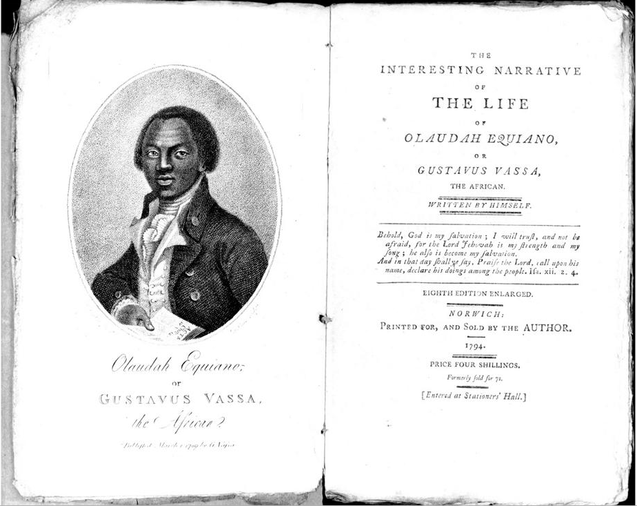 the life of equiano olaudah essays The interesting narrative of the life of olaudah equiano, or gustavus vassa, the african written by himself (1789) is one of the most frequently and heatedly discussed texts in the canon of eighteenth-century transatlantic literature written in english.